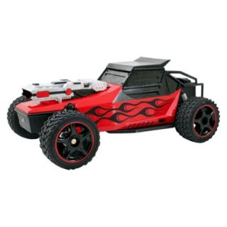 Jada Battle Machines Rapid Fire Battle Buggy   Red