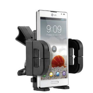 kwmobile Car vent mount for LG Optimus L9 P760 / P769   Mobile phone fits into mount with case or cover Quality. Cell Phones & Accessories