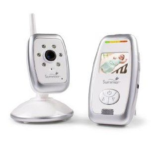 Summer Infant Sure Sight Digital Color Video Monitor  Baby Audio Visual Monitors  Baby