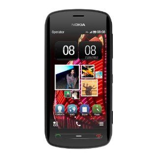 Nokia 808 PureView Unlocked GSM Phone with Nokia Belle OS, 41MP Camera & Carl Zeiss Optics, GPS, Wi Fi and Bluetooth   Black Cell Phones & Accessories