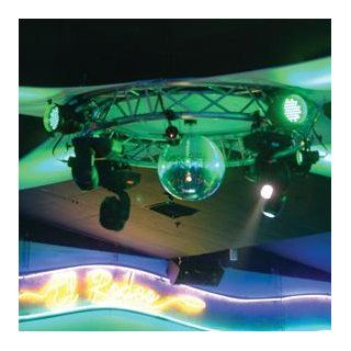 American Dj Supply M 800 8 Inch Glass Mirror  Solid Core Musical Instruments