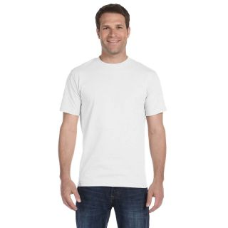 Fruit Of The Loom Mens Cotton Lofteez Hd Undershirts (pack Of 6)