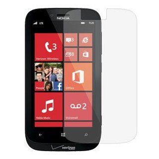 Nokia Lumia 822 Anti Glare Screen Protector Cell Phones & Accessories