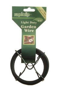 Luster Leaf 838 Rapiclip 150 Foot Roll Light Duty Garden Wire  Garden Stakes  Patio, Lawn & Garden