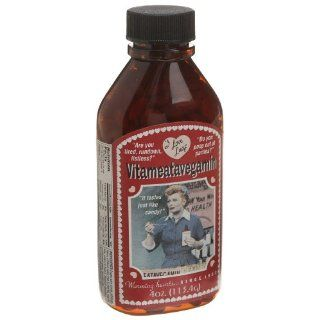 I Love Lucy Vitameatavegamin, 4 Ounce Plastic Bottles (Pack of 18)  Candy  Grocery & Gourmet Food
