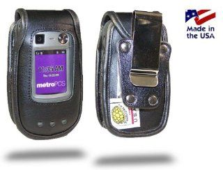 Motorola W845 Turtleback Heavy Duty Leather Phone Case Health & Personal Care