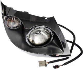 Dorman 888 5101 Passenger Side Replacement Headlight Assembly Automotive
