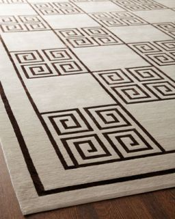 Greek Key Rug, 10 x 14   Exquisite Rugs