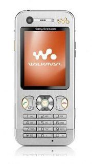 Sony Ericsson W890i Unlocked Phone with 3.2 MP Camera, Media Player, Memory Stick Micro Expansion Slot  International Version with No Warranty (Sparkling Silver) Cell Phones & Accessories