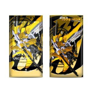 FFS Gundam Design Protective Decal Skin Sticker (Matte Satin Coating) for Nokia Lumia 920 Cell Phone Cell Phones & Accessories