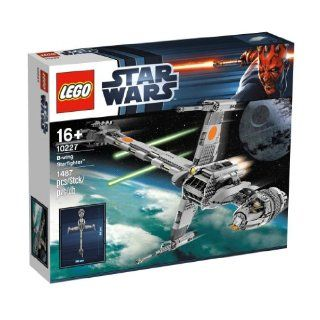 LEGO Star Wars 10227 B Wing Starfighter Toys & Games