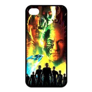 Personalized Star Trek Case for Apple iphone 4/4s case BB906 Cell Phones & Accessories