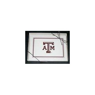 Texas A&M Aggies Note Cards  Sports Related Tailgating Fan Packs  Sports & Outdoors