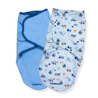 Summer Infant SwaddleMe Adjustable Infant Wrap, 2 Pack, Transportation  Swaddle Me  Baby