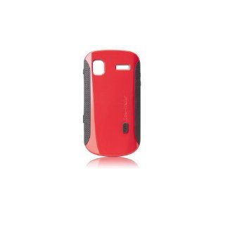 Case Mate POP Case for Samsung Focus SGH i917   Red / Black Cell Phones & Accessories