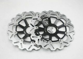 New Motorcycle Black Front Brake Disc Rotor For HONDA   CBR 900RR 919 1998 1999 Design Accessories Goods Automotive