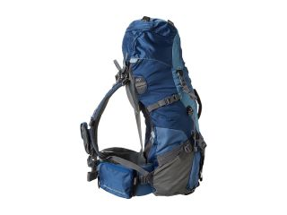 High Sierra Hawk 40 Frame Pack Pacific Altitude Skyline Charcoal