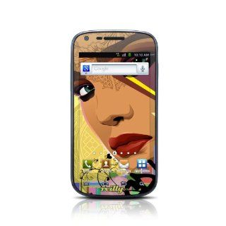 Mary Jane Design Protective Skin Decal Sticker for Samsung Galaxy S Blaze 4G SGH T959 Cell Phone Cell Phones & Accessories