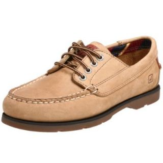 Sperry Top Sider Women's Camp Moc Oxford,Linen,6 M Shoes