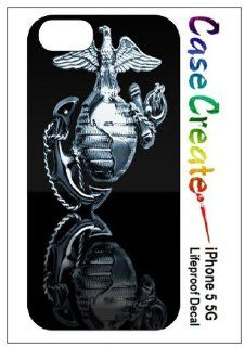 Marines Marine Corps Decorative Sticker Decal for your iPhone 5 Lifeproof Case