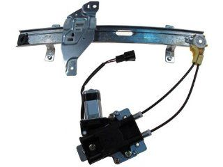 Aftermarket Replacement Replacement Window Regulator With Motor (Rear Passenger Side) Automotive