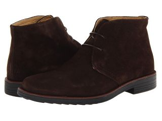 Steptronic Lace Up Chukka Boot Chocolate Suede