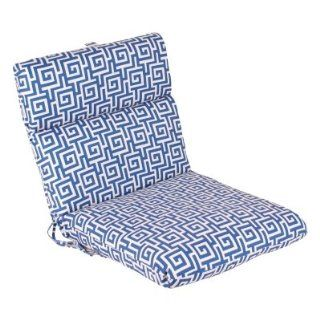 Replacement Patio Chair Cushion   Oskar Sea  Patio, Lawn & Garden
