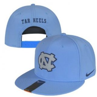 North Carolina Tar Heels Nike NCAA Perfect True Snapback Hat (Blue) Clothing
