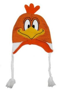 Foghorn Leghorn Face Looney Tunes Cartoon Adult Pilot Peruvian Laplander Hat Clothing