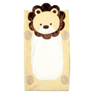 CoCaLo Plushy Lion Changing Pad Cover