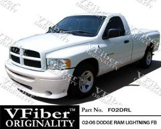 2002 2010 Dodge RAM Pick Up Body Kit Lightning Front Bumper Automotive