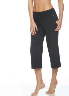 Jockey Women's Activewear Relaxed Fit Capri Clothing