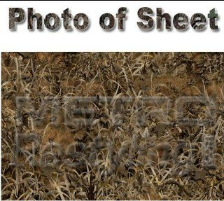 "HD Grass Land Camouflage Vinyl Wrap Decal Adhesive Backed Sticker Film Sheet 48"" x 72"" G1 Automotive"