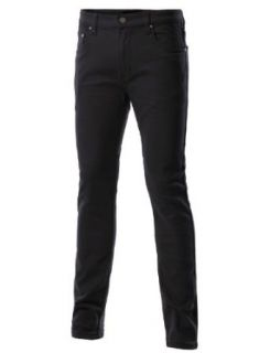 Doublju Mens Premium Skinny Pants at  Men's Clothing store Casual Pants
