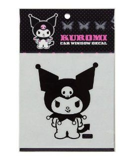 "Hello Kitty   Kuromi 6"" Car Window Decal Automotive"