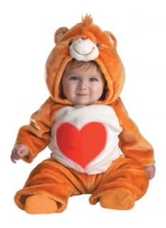 Care Bears Tenderheart Plush Deluxe Costume Clothing