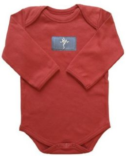 Zypalong Kids Baby Boy/Girl Onesie 0 3 months (Radish (Brick Red), Frog, 100% Organic Cotton) Infant And Toddler Undershirts Clothing