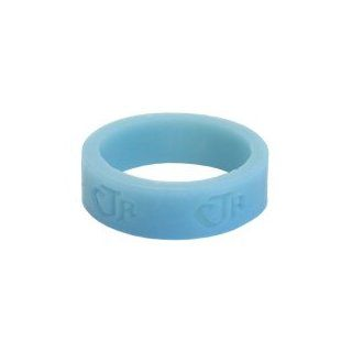 LDS Silicone Medium Light Blue Glow in the Dark CTR Choose the Right Ring for Kids   Childrens CTR Ring, Primary Gift   Approximately Size 6 8   Stretches Jewelry