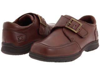 Kenneth Cole Reaction Kids On Check 2 Boys Shoes (Brown)
