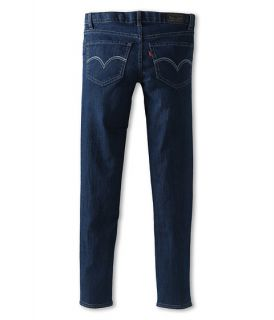 Levis Kids Girls 535 Denim Legging Big Kids Blue