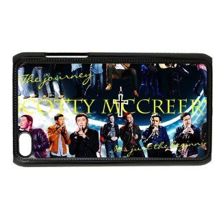 ��Clear as Day��American Idol Winner Scotty McCreery Custome Hard Plastic Phone Case for iPod Touch 4,4G,4th Generation Black&White Colour to Choose for both sides and inside of the case Cell Phones & Accessories