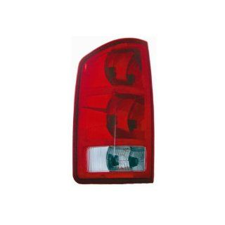 TYC 11 5701 01 Dodge Ram Pickup Passenger Side Replacement Tail Light Assembly Automotive