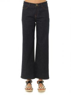 High rise wide leg jeans  Valentino