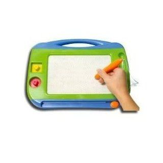 Toy / Game Toysmith Color Magnetic Drawing Board Comes w/ A Stylus And Two Shaped Stamps For Great Travel Toys & Games