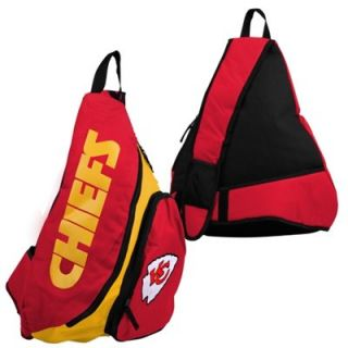 Kansas City Chiefs Slingback Backpack   Red