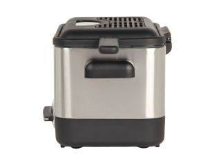 Cuisinart CDF 100 Deep Fryer Stainless Steel