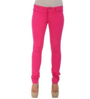 Cisono Long Pants in Hot Pink, Large