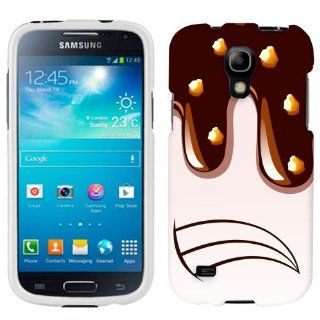 Samsung Galaxy S4 Mini Chocolate Syrup with nuts Phone Case Cover Cell Phones & Accessories