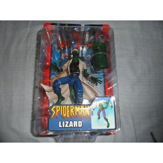 Spider Man Classics Series 12 Lizard Action Figure with White Coat Toys & Games