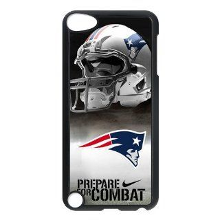 popularshow New England Patriots NFL logo for Ipod touch 5th phone case Cell Phones & Accessories